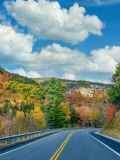 best fall destinations in the us